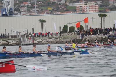 Copa Galicia de Bateles Trofeo ENCE-Concello de Marín