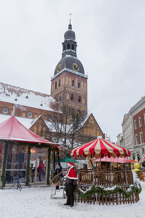 Riga.Winter