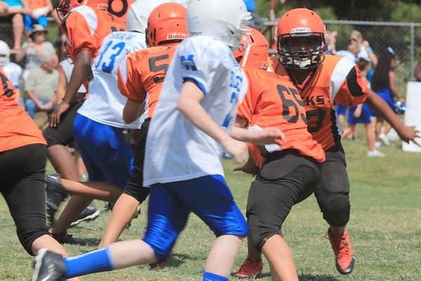 5-6 Grade Lumberjacks vs Monticello