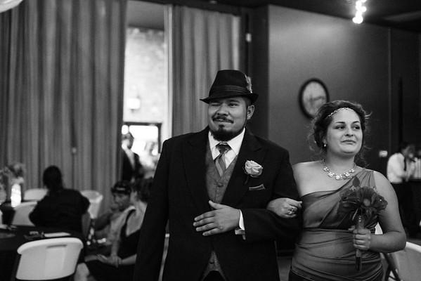 Ceremony - Tiffany and Thomas