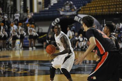 Men's Basketball Vs Carson Newman