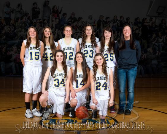 Freshman Team Pics