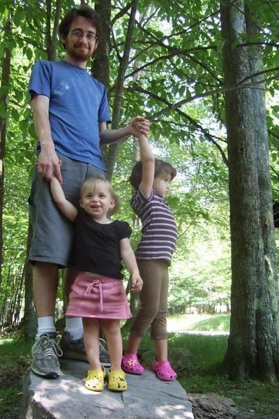 Jesse, Anya, and Guen.