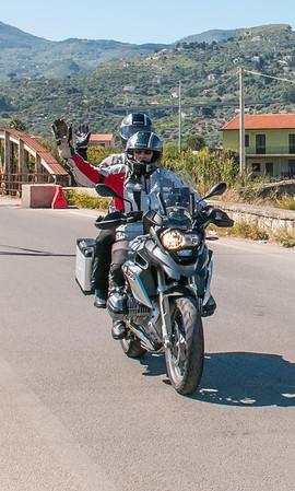 Sicilian Sojourn April 2013