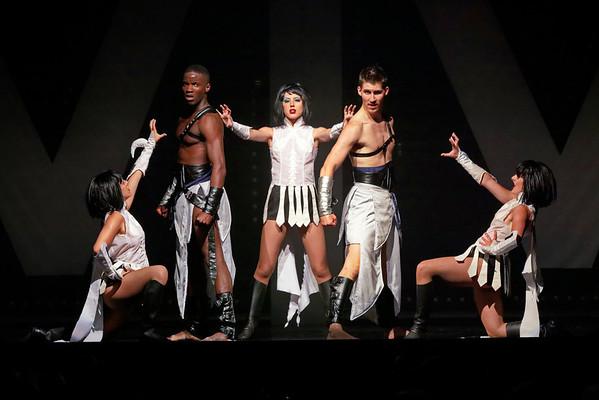 Cabaret Voulez Vous - groupe artistes
