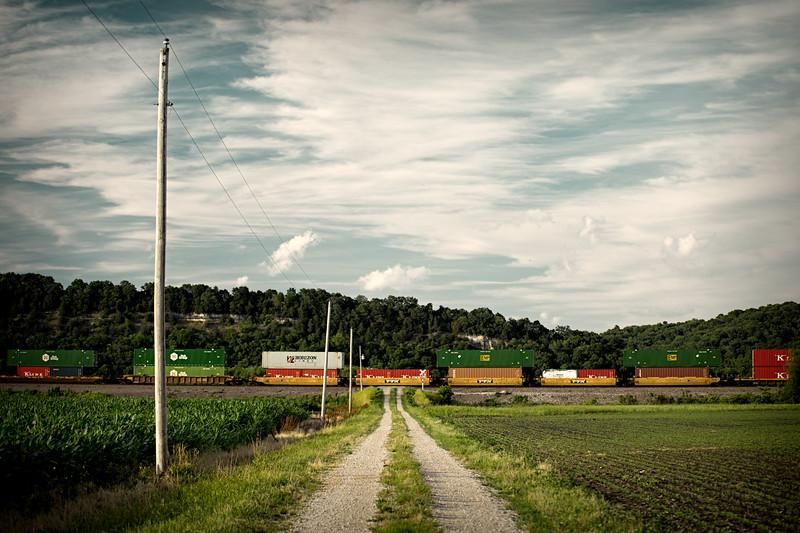 Train Still Keppa Rollin