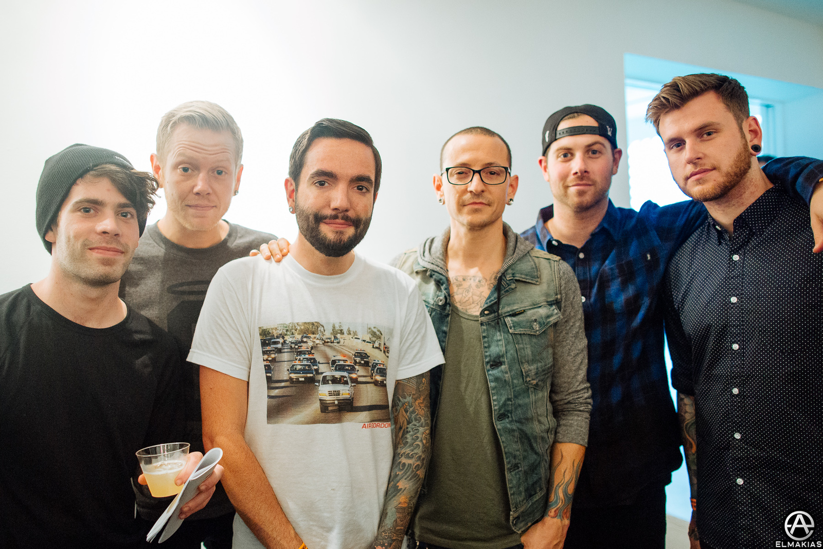 A Day To Remember and Linkin Park - The Parks And Devastation Tour by Adam Elmakias