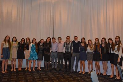 2014 Scholars Dinner