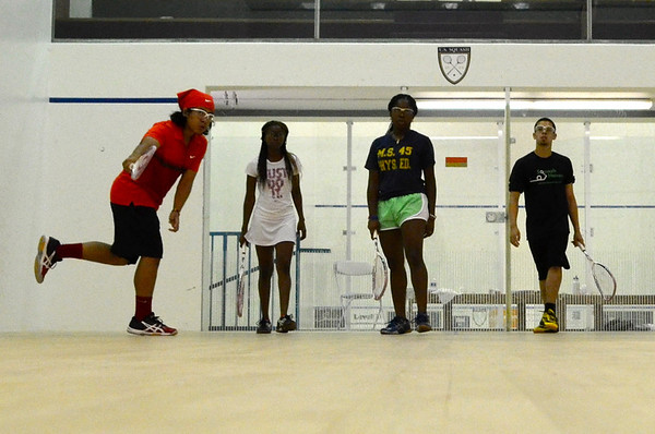 2013 Urban Squash Doubles Championships