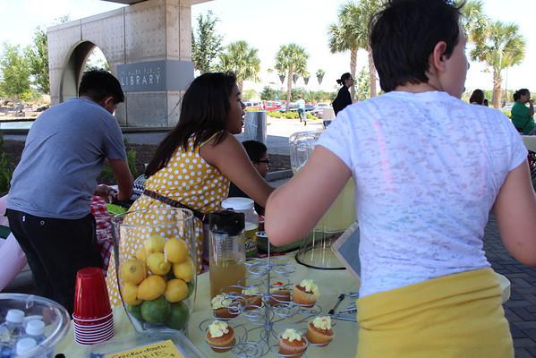 Lemonade Day & Unveiling Reception of Artwork by Manuel Miranda