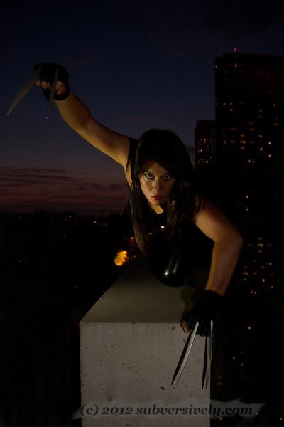 ComicCon 2012 - Photoshoots