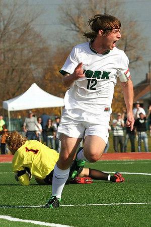 men's soccer - 11/11/06