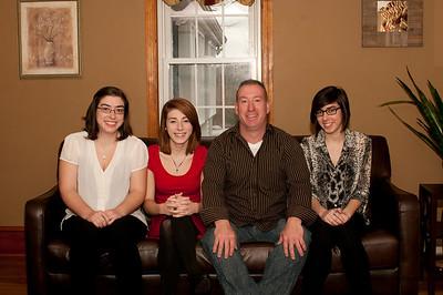 Driscoll Family Portrait