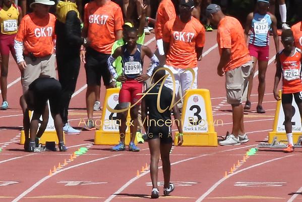 2017 AAU Jr Olympics_100m Finals