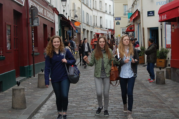 French trip March 2017