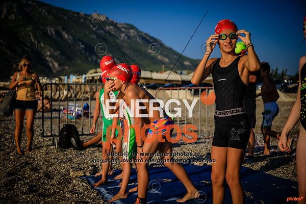 Kids Aquathlon (Friday)