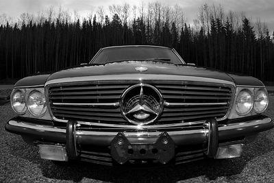 Bob's Mercedes