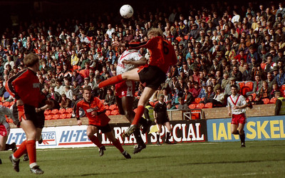 Dundee United v Airdrie (3.0) 17 4 93