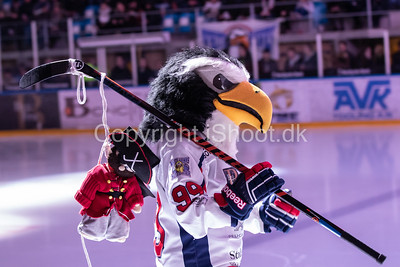 2020-01-21 Frederikshavn White Hawks - Aalborg Pirates