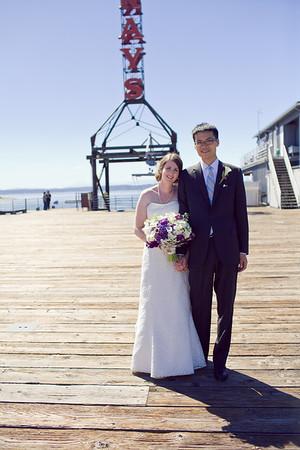 Marie + Ralph Wedding