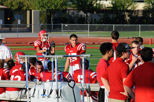 Brophy vs Red Mountain 9-8-2011
