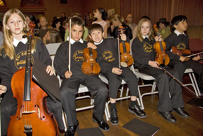 Crowden Lower School concert 2005-6