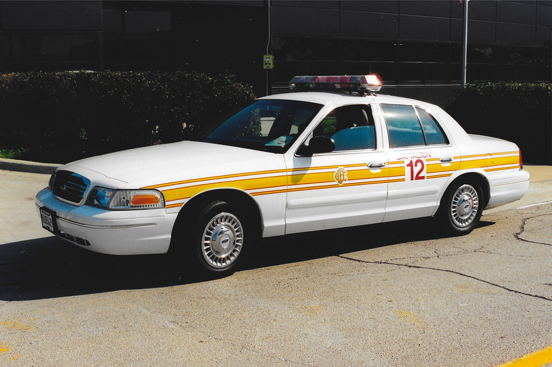 X-Batt 12 (O'Hare) A-428 1998 Ford Crown Vic Added 5/17