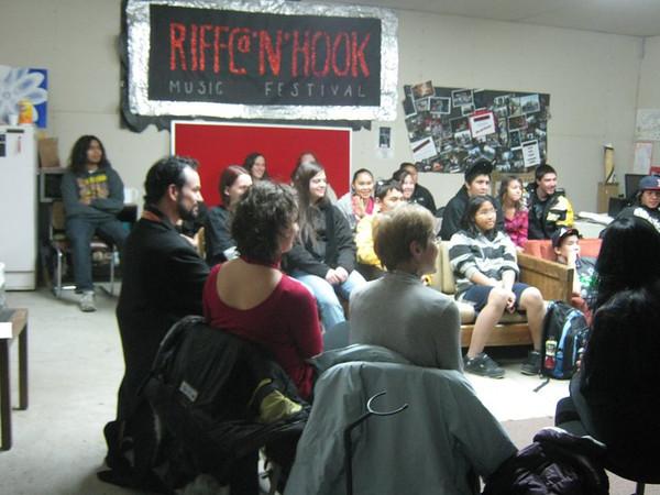 Discussion, Galena 2010