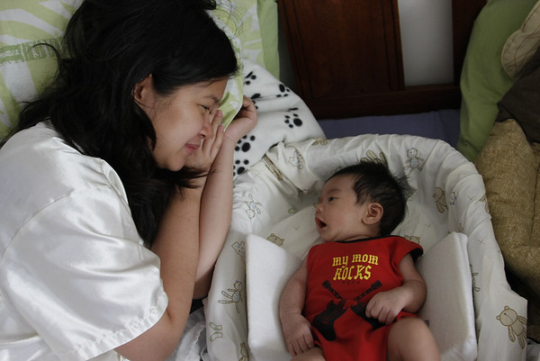 diego and his nanay