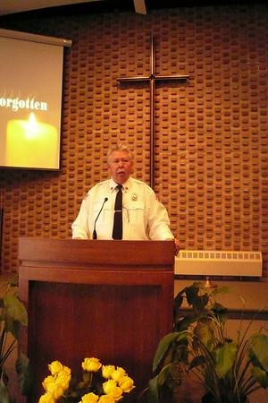 Fire / Police Memorial Service 2011