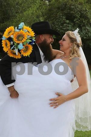 Samantha and Brandon Oct. 6, 2018