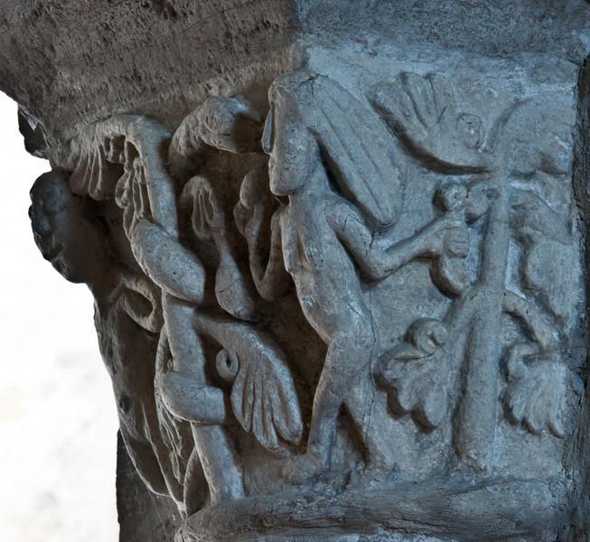 Lavaudieu Abbey of Saint Andrew Temptation Capital, Eve