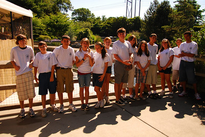 2008 Groton Maritime Academy Day 3