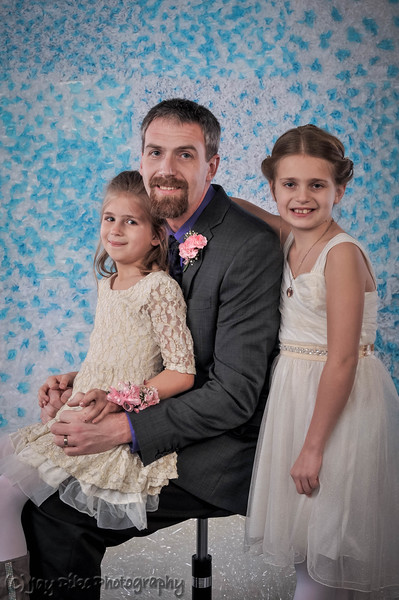 January 30, 2016 - Father and Daughter Dance