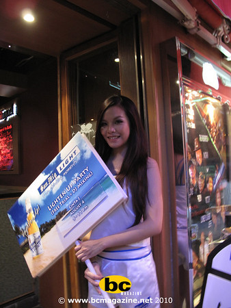 San Mig Light@Cinta J | 4 August 2010