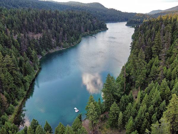 Bluey Lake 2021