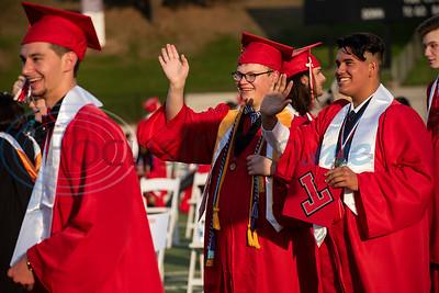 Robert E. Lee High School Graduation 2020 by Jim Bauer & Sarah Miller