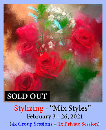 Stylizing Mix Styles