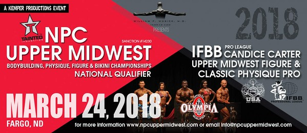 2018 NPC Upper Midwest