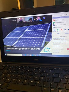 2020 Solar for Students Virtual Workshops