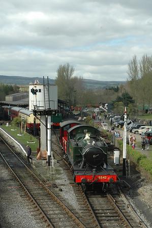 South Devon Railway 2006