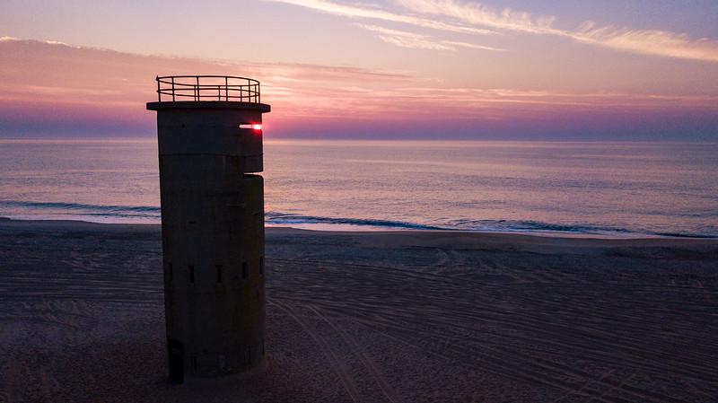 Sunrise watch