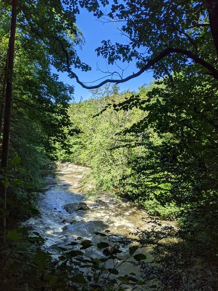 South Branch - Blacklick Creek