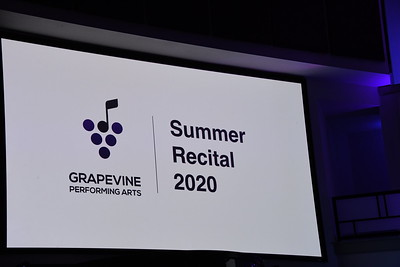 6-13-2020 Grapevine Performing Arts Recital