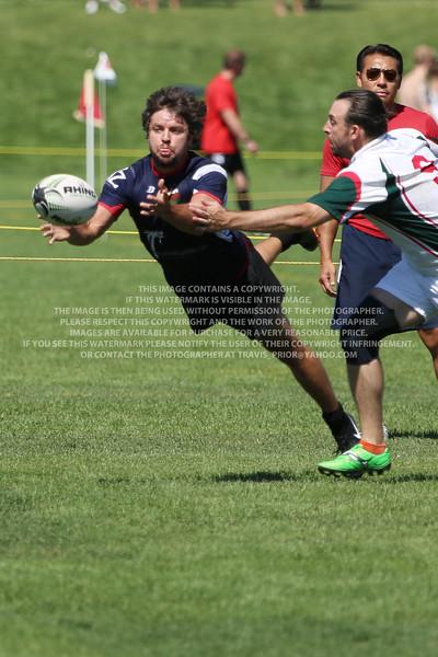 Boulder Rugby Club, Denver 7's Tournament, July 20, 2013