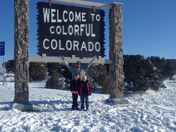 Colorado Christmas 2012