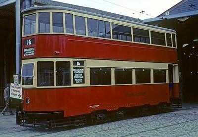 Crich trams 1974 - 1981