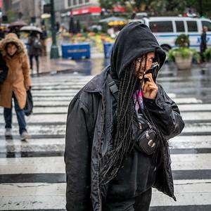 102718 NYC Rainy Day Photo Walk