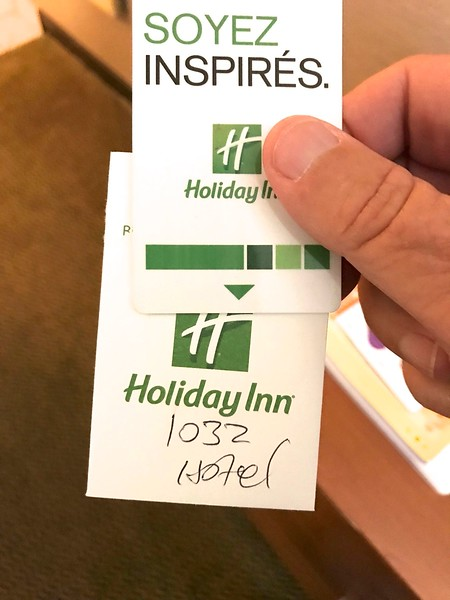 By getting a hotel with an airport shuttle I could save a day of rental car expense.