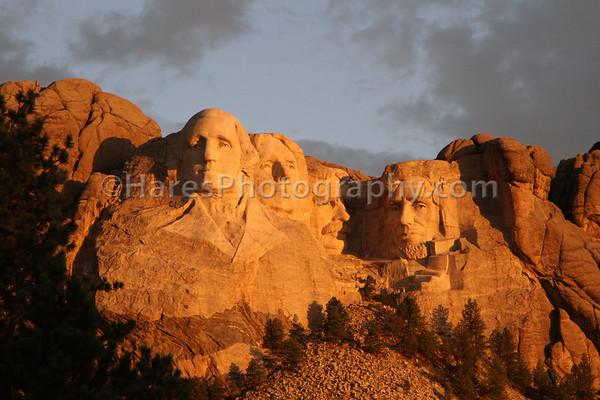 Mt. Rushmore - Crazy Horse SD